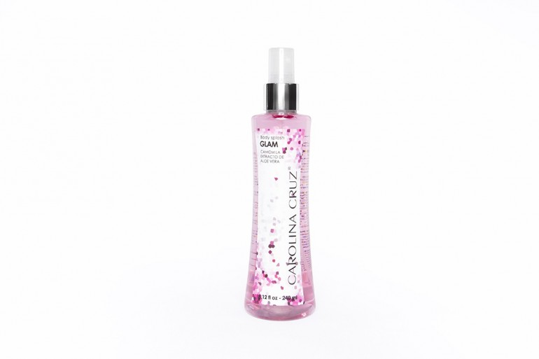 BODY SPLASH CAROLINA CRUZ GLAM X 240 C.C