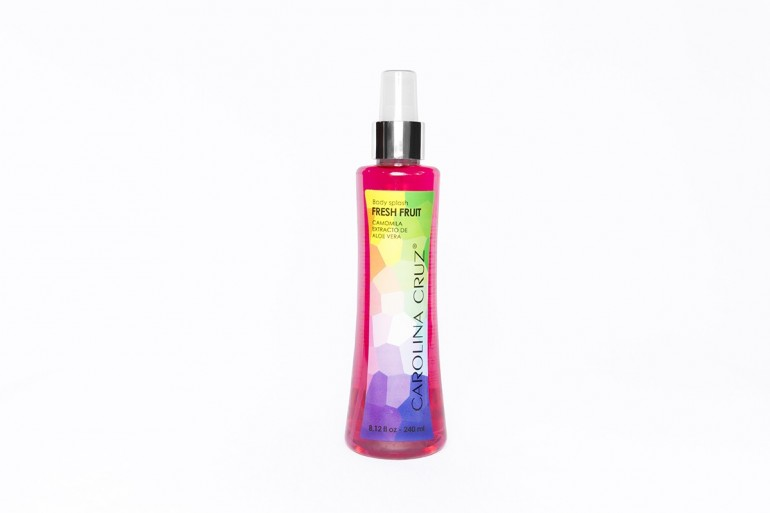 BODY SPLASH CAROLINA CRUZ FRESH FRUIT X 240 C.C